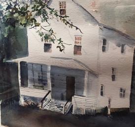White 1927 Farmhouse