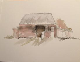 Little Horse Barn (built 1927)