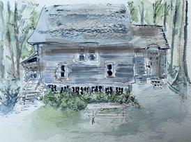 New Hampshire Cottage