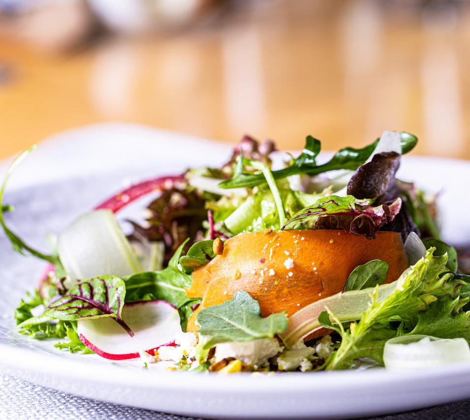 air fry globe artichokes salad