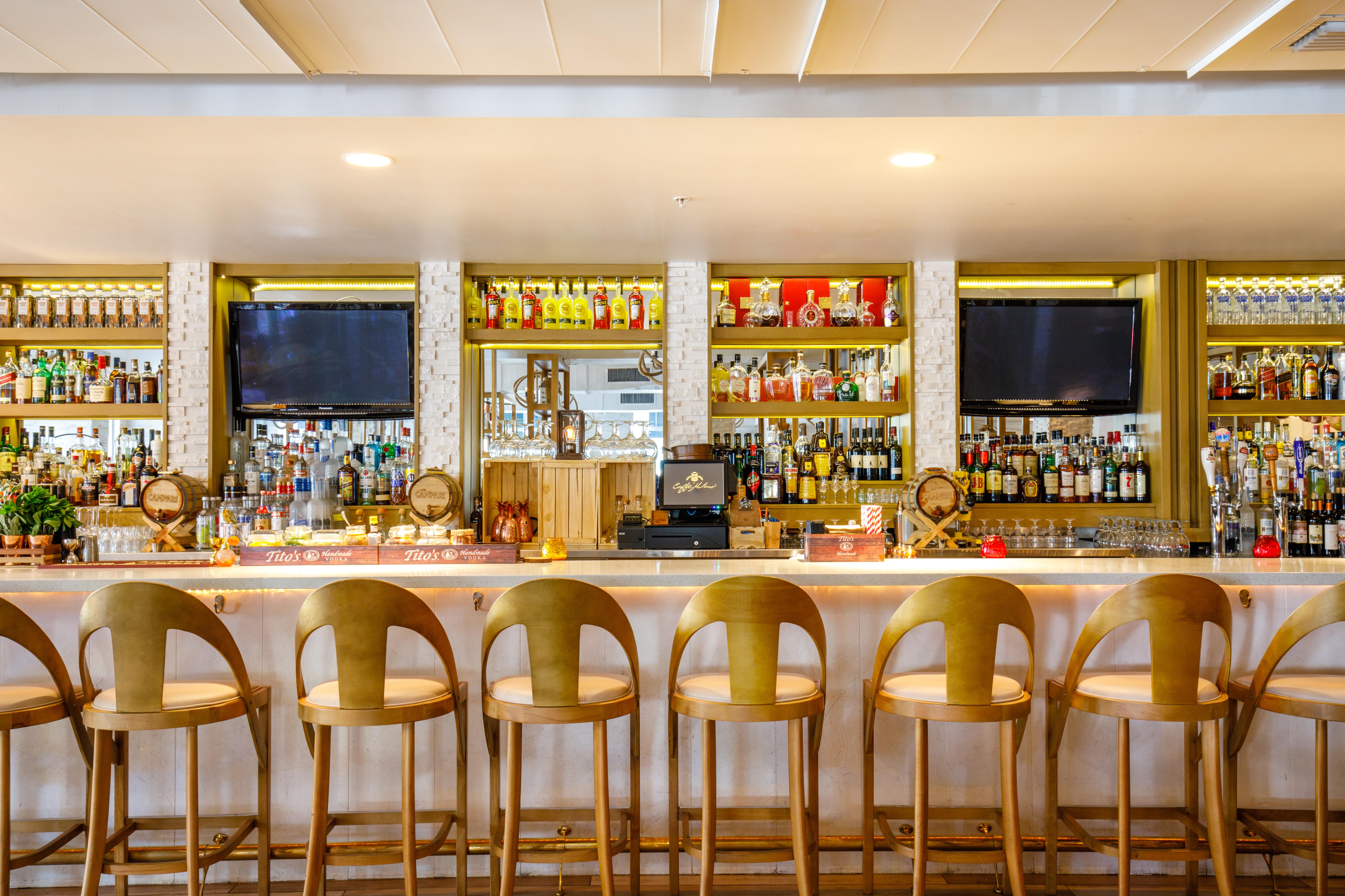 Modern Rustic Italian Restaurant Caffe Milano