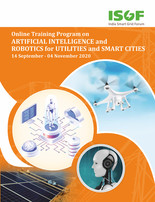 ISGF Online Training - ARTIFICIAL INTELLIGENCE and ROBOTICS for UTILITIES and SMART CITIES