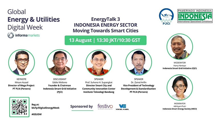 GLOBAL ENERGY & UTILITIES DIGITAL WEEK
