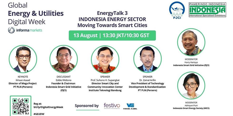 GLOBAL ENERGY & UTILITIES DIGITAL WEEK