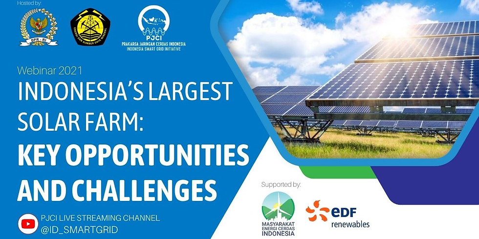 Indonesia's Largest Solar Farm: Key Opportunities and Challenges