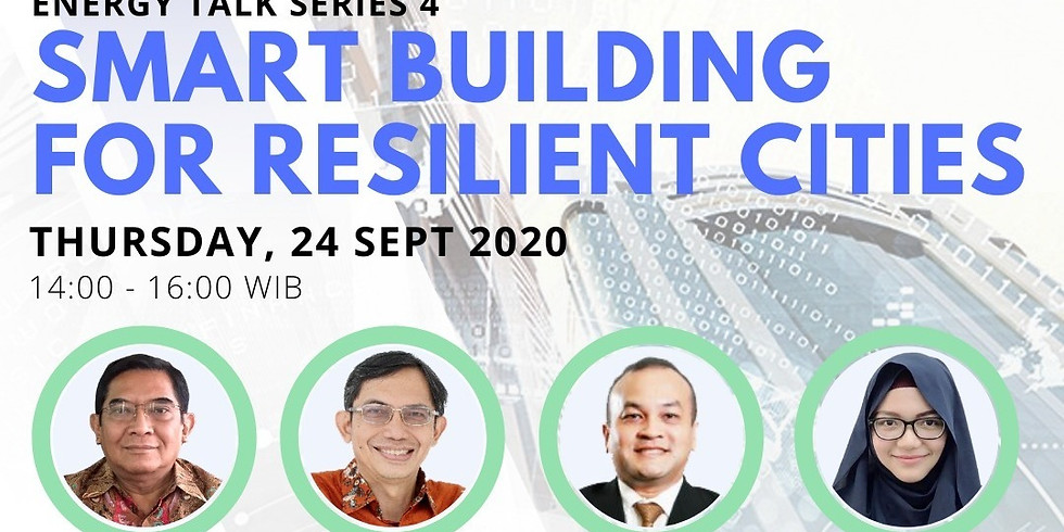 "PJCI - Pamerindo EnergyTalk Series ""Smart Building for a Resilient City"""