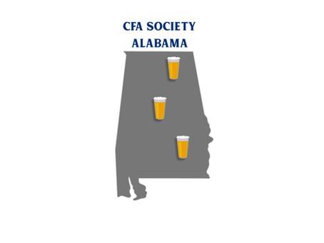 """10/27/2020 - """"Taste of Alabama"""" Virtual Beer Tasting"""
