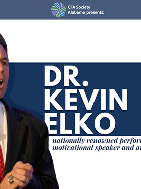 1/14/2021 - Dr. Kevin Elko: Consultant, Motivational Speaker and Author