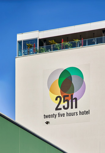 Bikini 25h hotel in Berlin