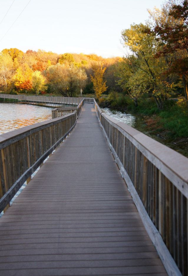 Coon Lake Park Boardwalk