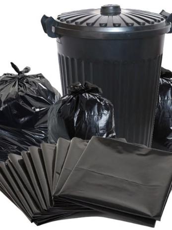 Garbage Bin & Bags
