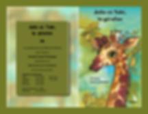 Lancement du livre Julio et Tobi, le girafon
