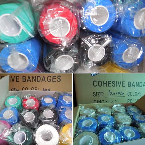 Bandage- cohesive