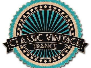 Logo Classic Vintage France