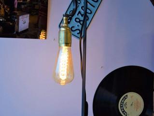 LAMPE INDUSTRIELLE BY CVF