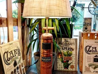 Nouvelle lampe !