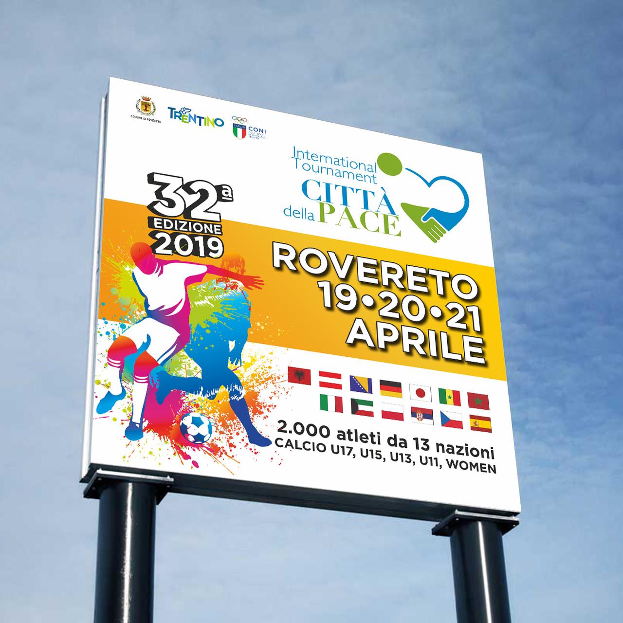 TDP billboard 3x3
