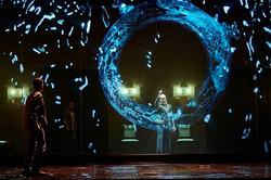 Set scenografico Opera Alcina _salzburge