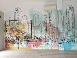 #Allestimento #totalcover #wallgraphics