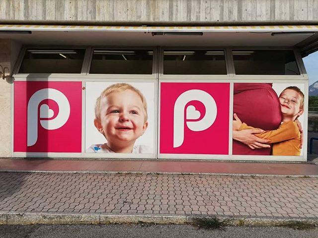 #prenatal #allestimento #copertura #graf