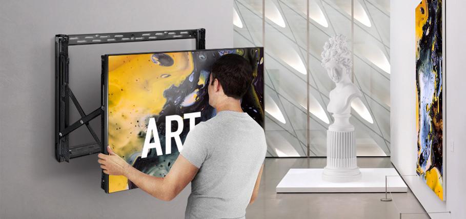Staffe e supporti di montaggio schermi - Italia Display