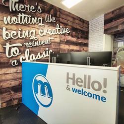#hello & #welcome #office #receptiom #al
