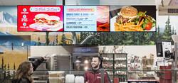 menu digitali bar e ristoranti