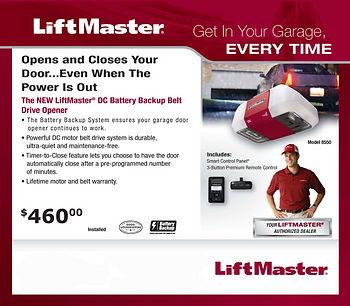 Garage door opener Thousand Oaks