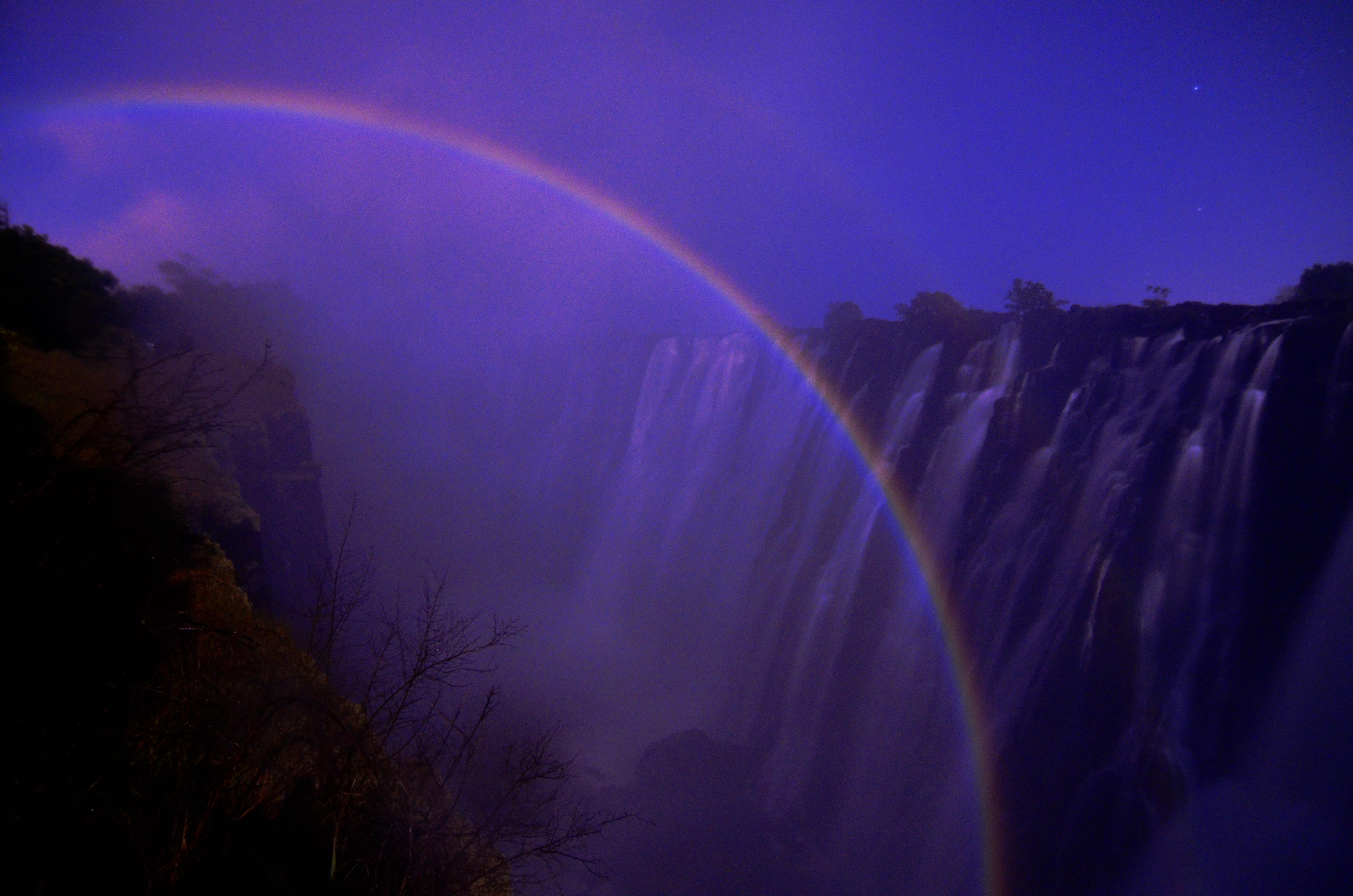 Victoria Falls【Zambia】