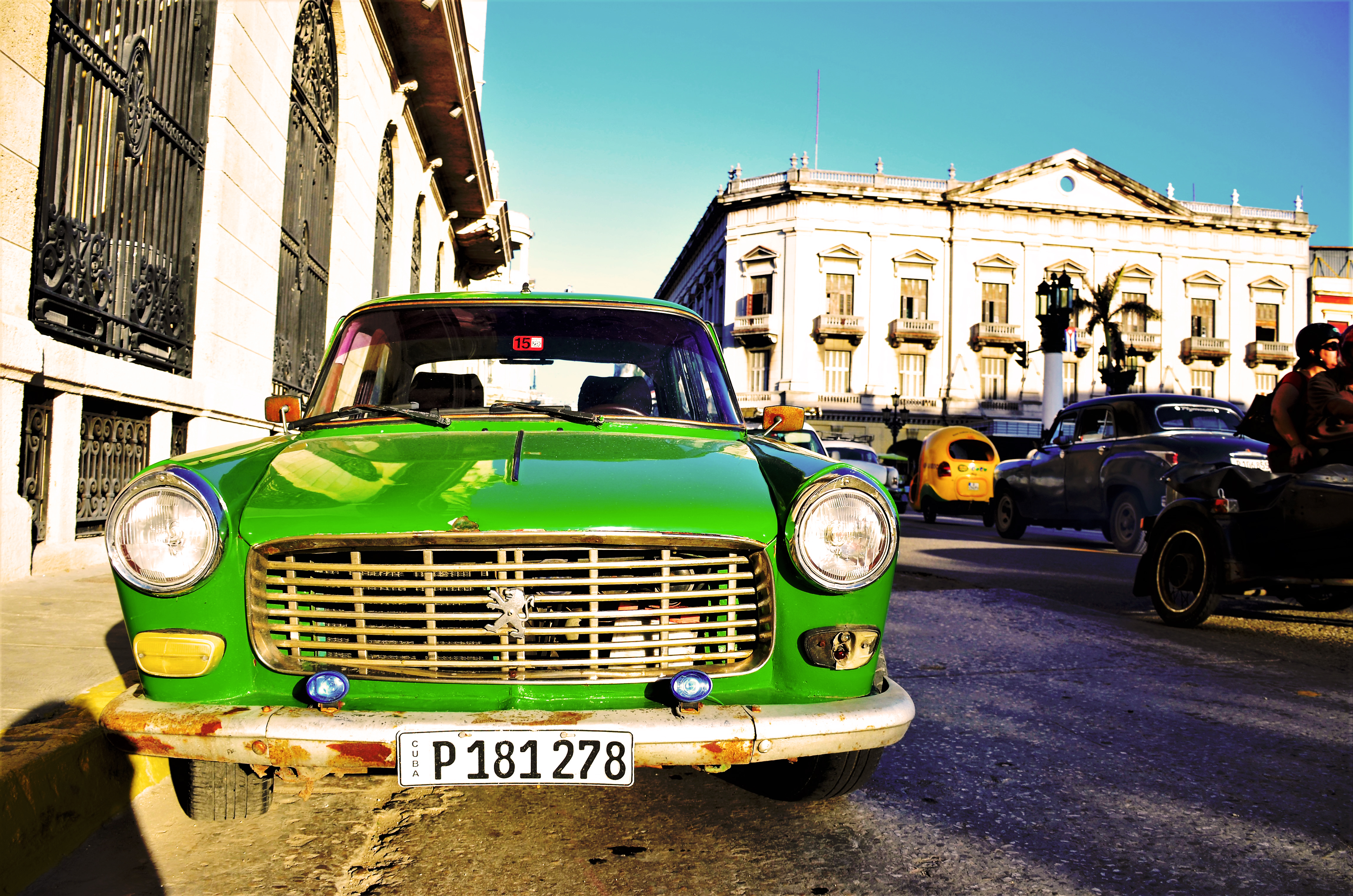 Havana【Cuba】