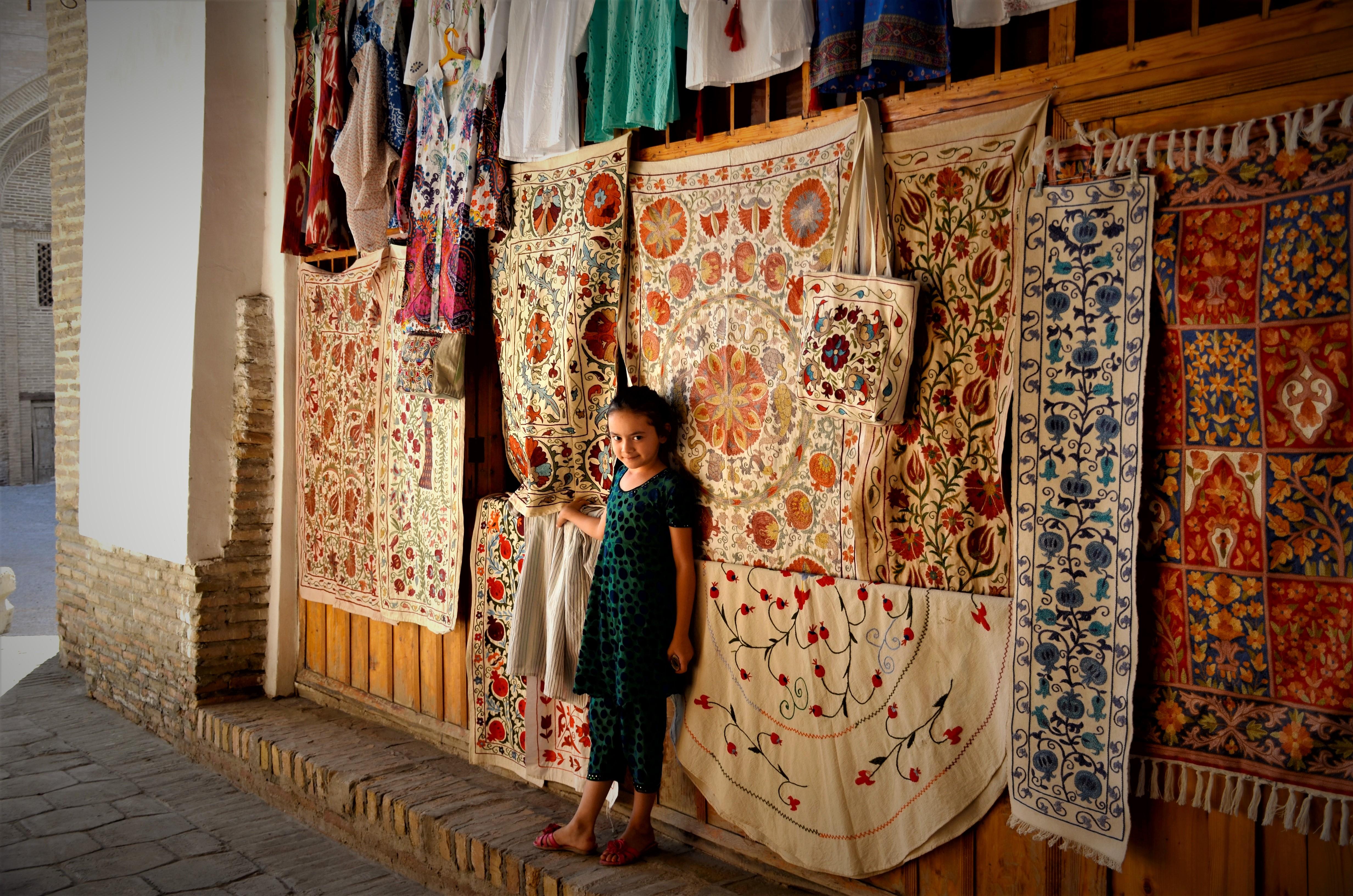 Bukhara【Uzbekistan】
