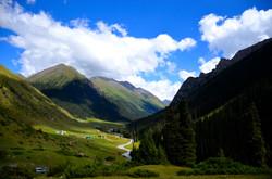 Altyn Arashan【Kyrgyz】