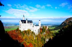 Neuschwanstein Castle【Germany】