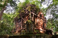 Koh Ker【Cambodia】