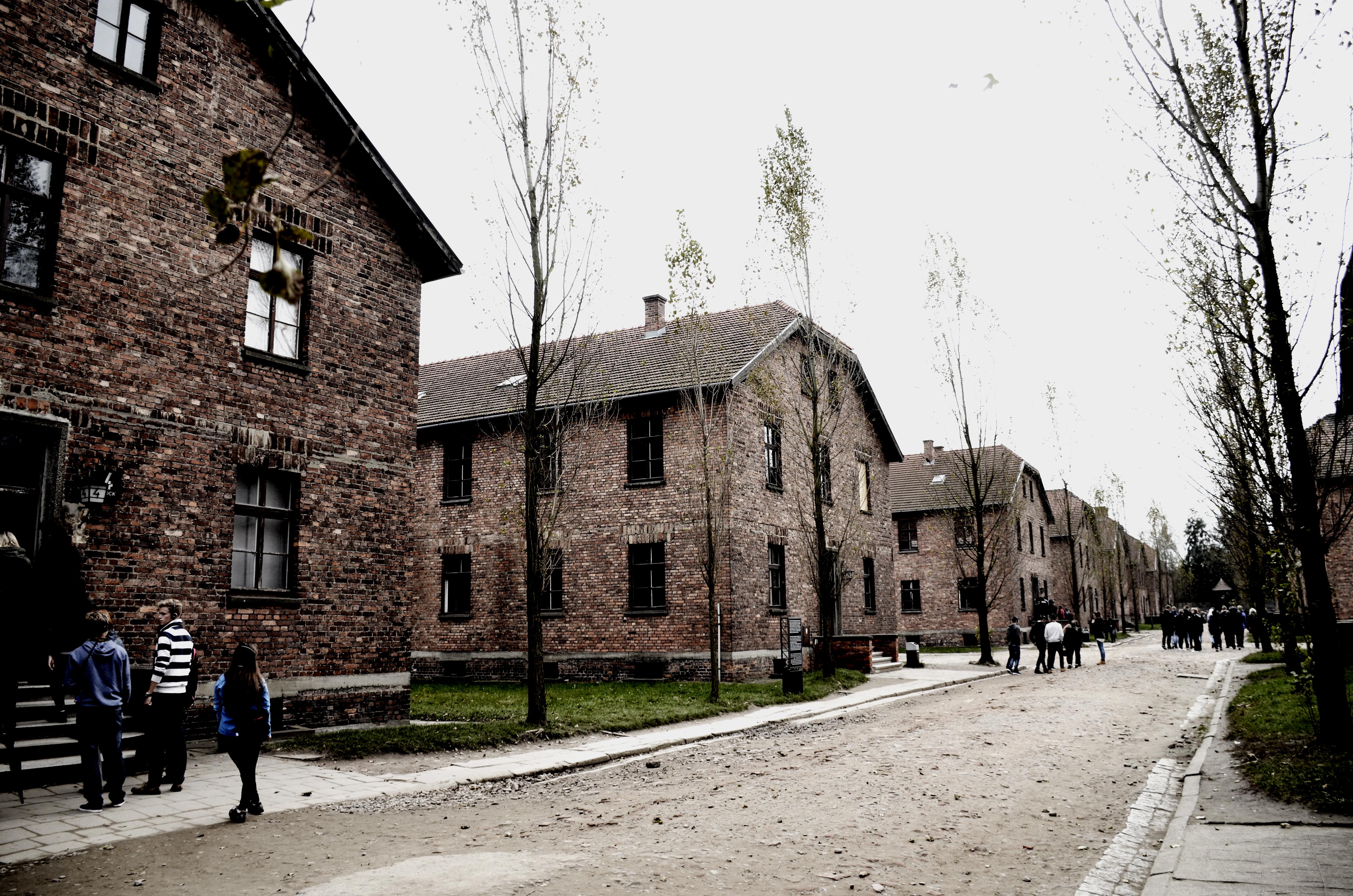 Auschwitz【Poland】