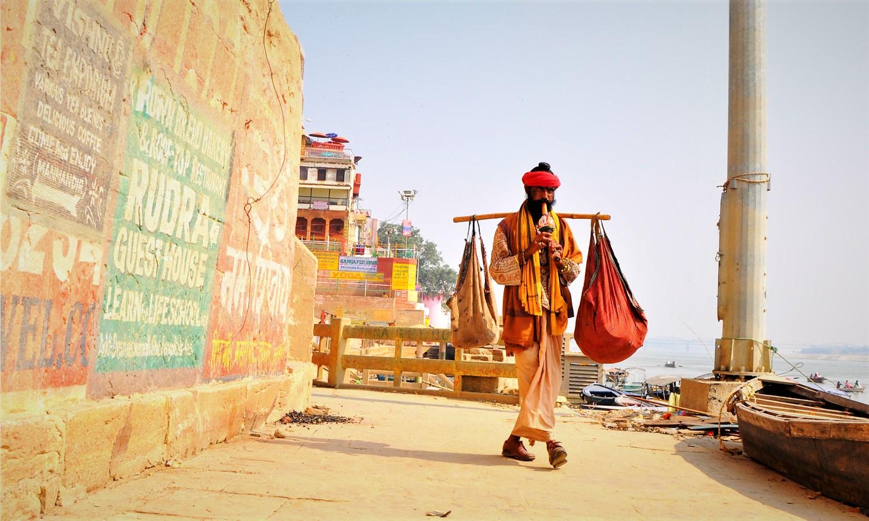 Varanasi【India】