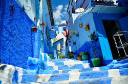 Chefchaouen【Morocco】
