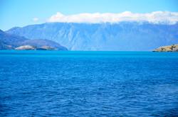 Puerto Río Tranquilo【Chile】