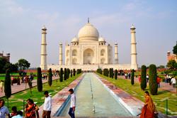 The Taj Mahal【India】