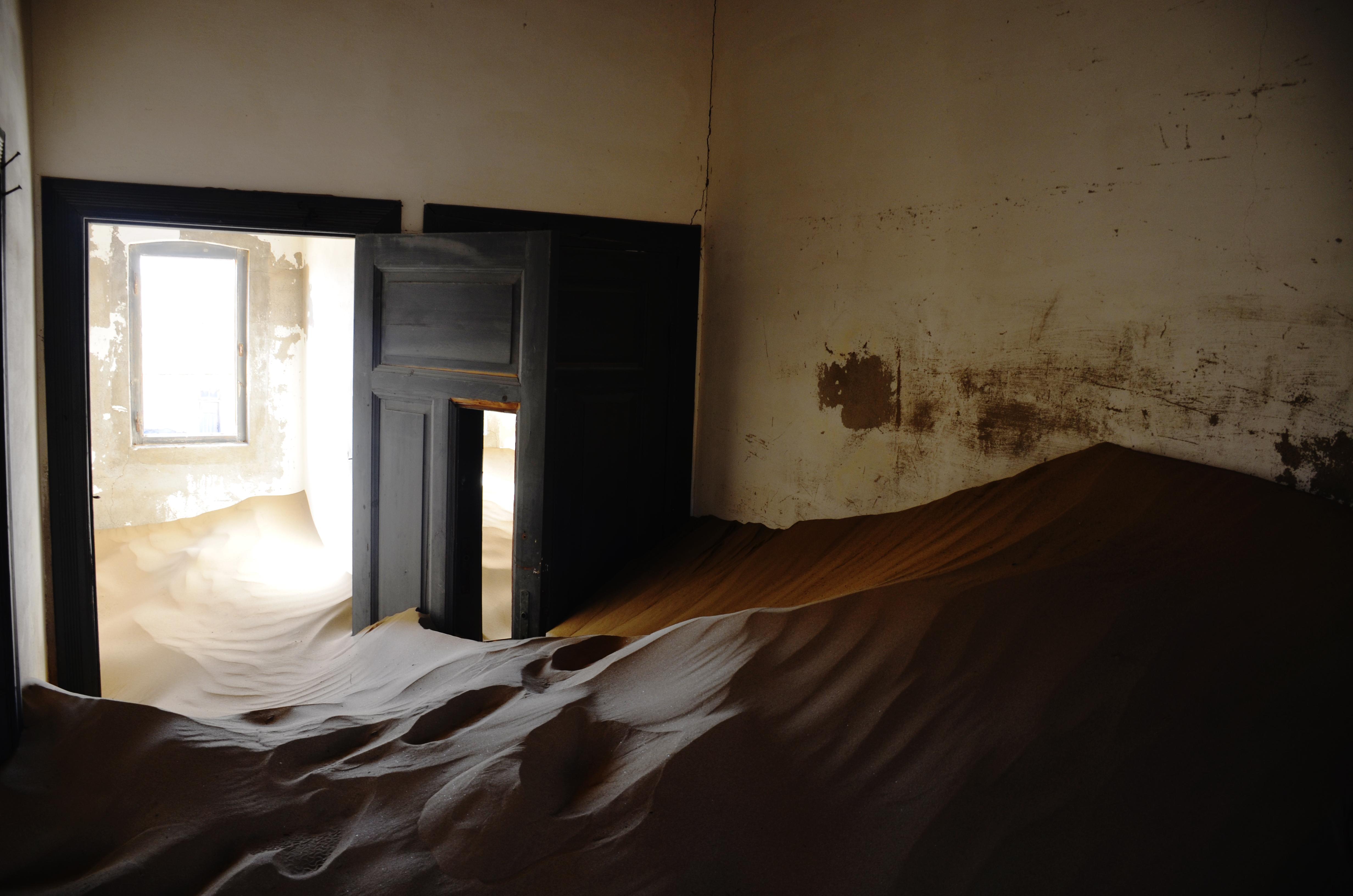 Kolmanskop【Namibia】