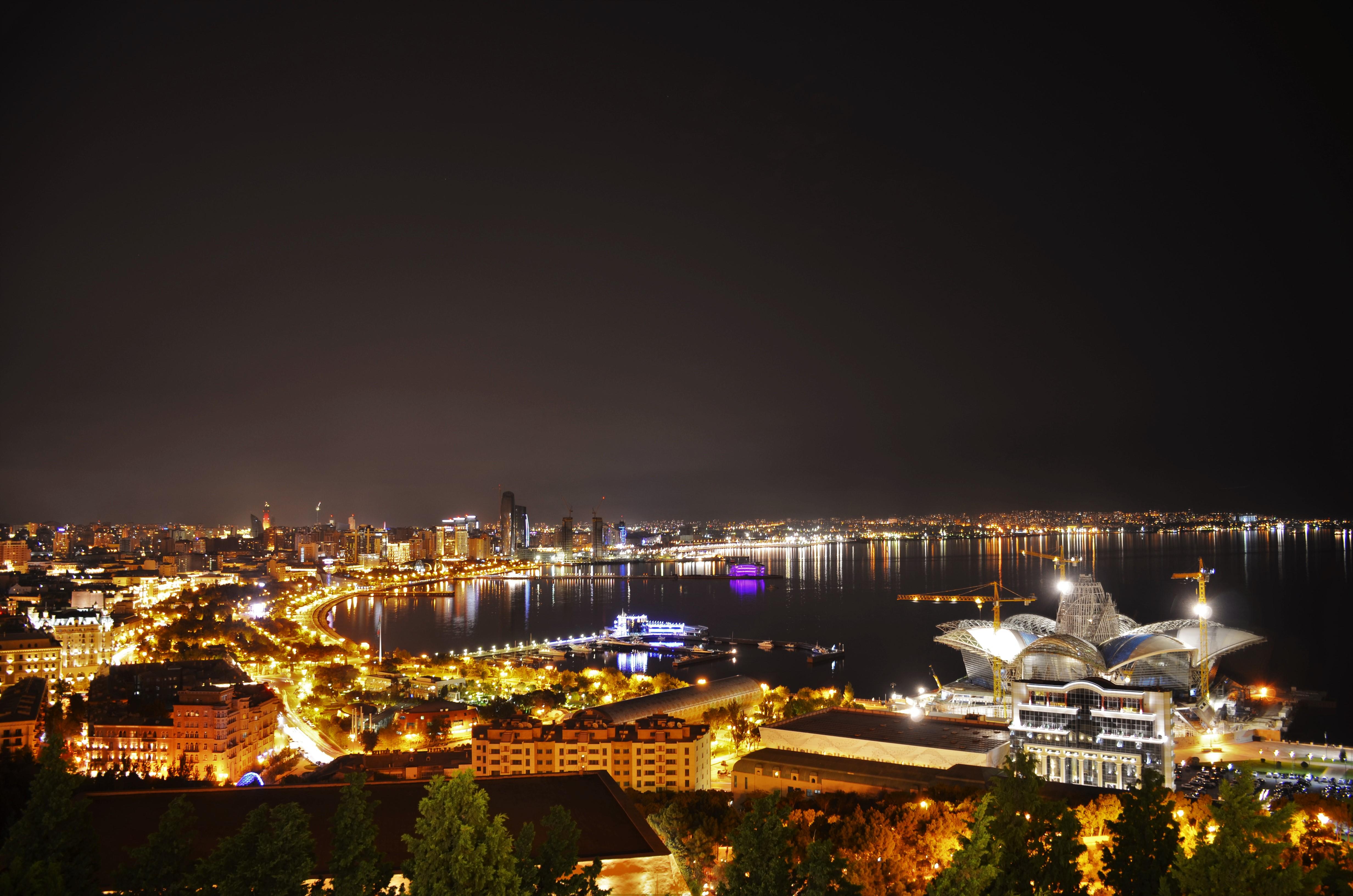 Baku【Azerbaijan】