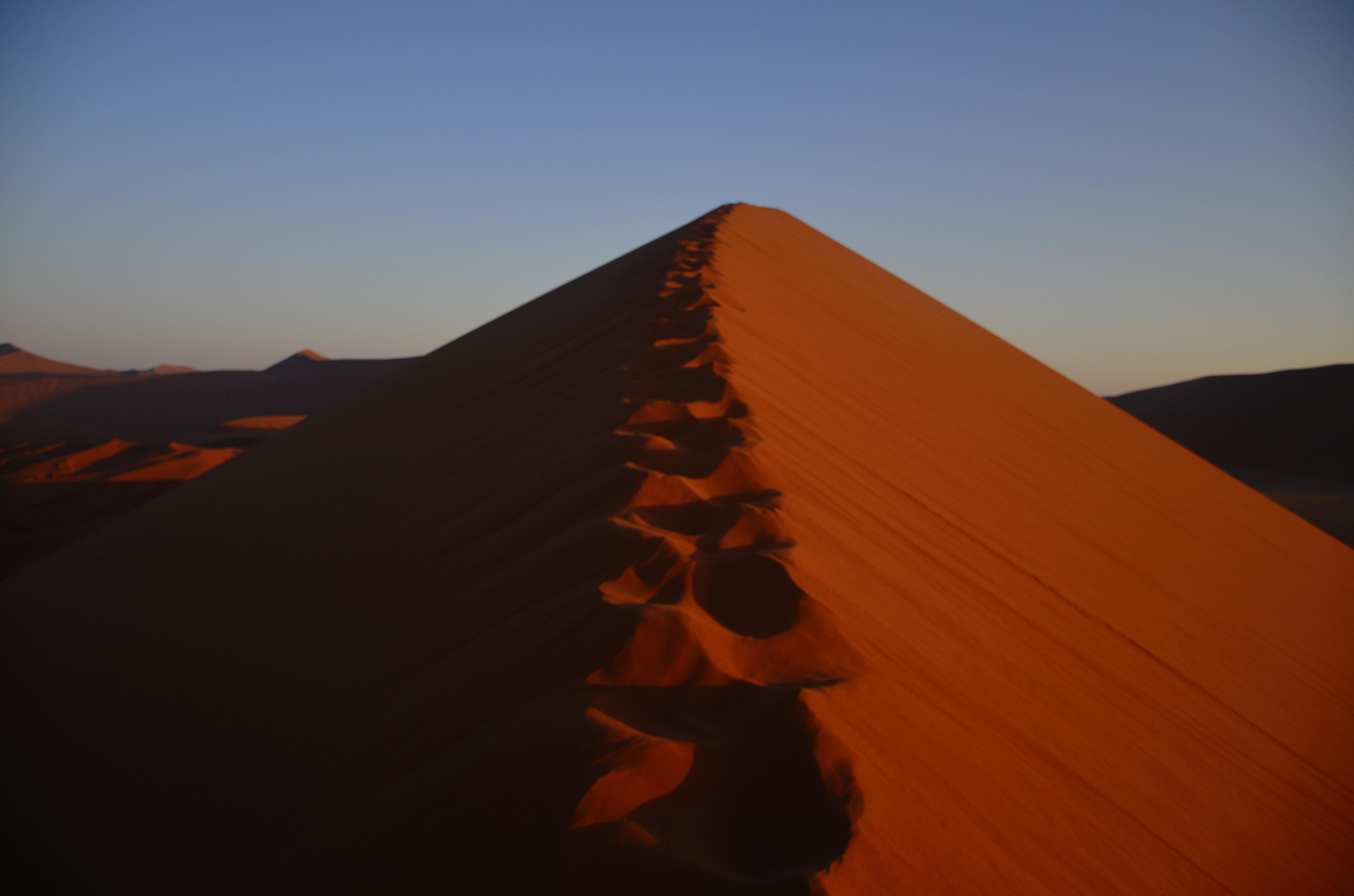 Dune 45 Sossusvlei【Namibia】