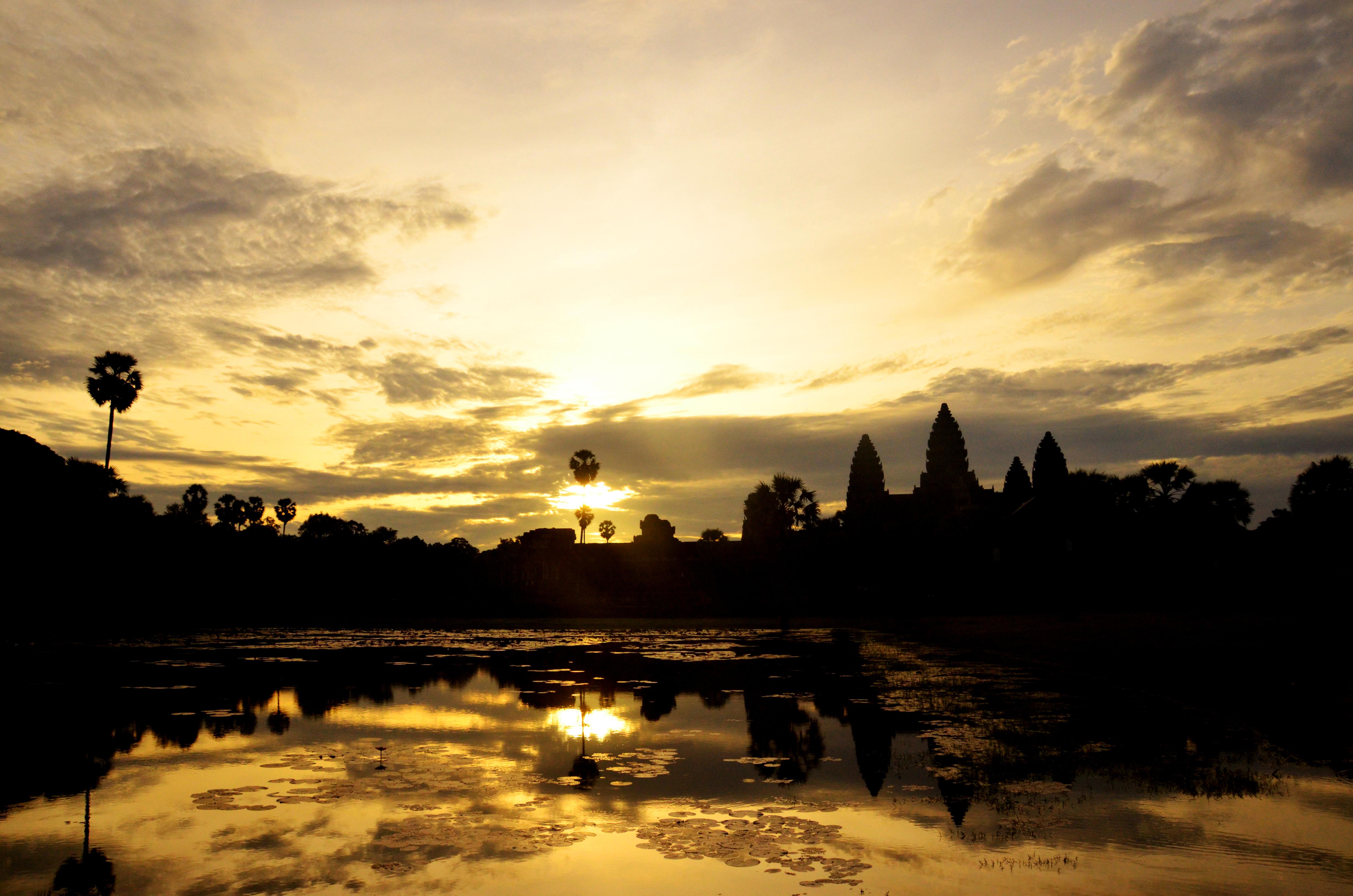 Angkor Wat【Cambodia】