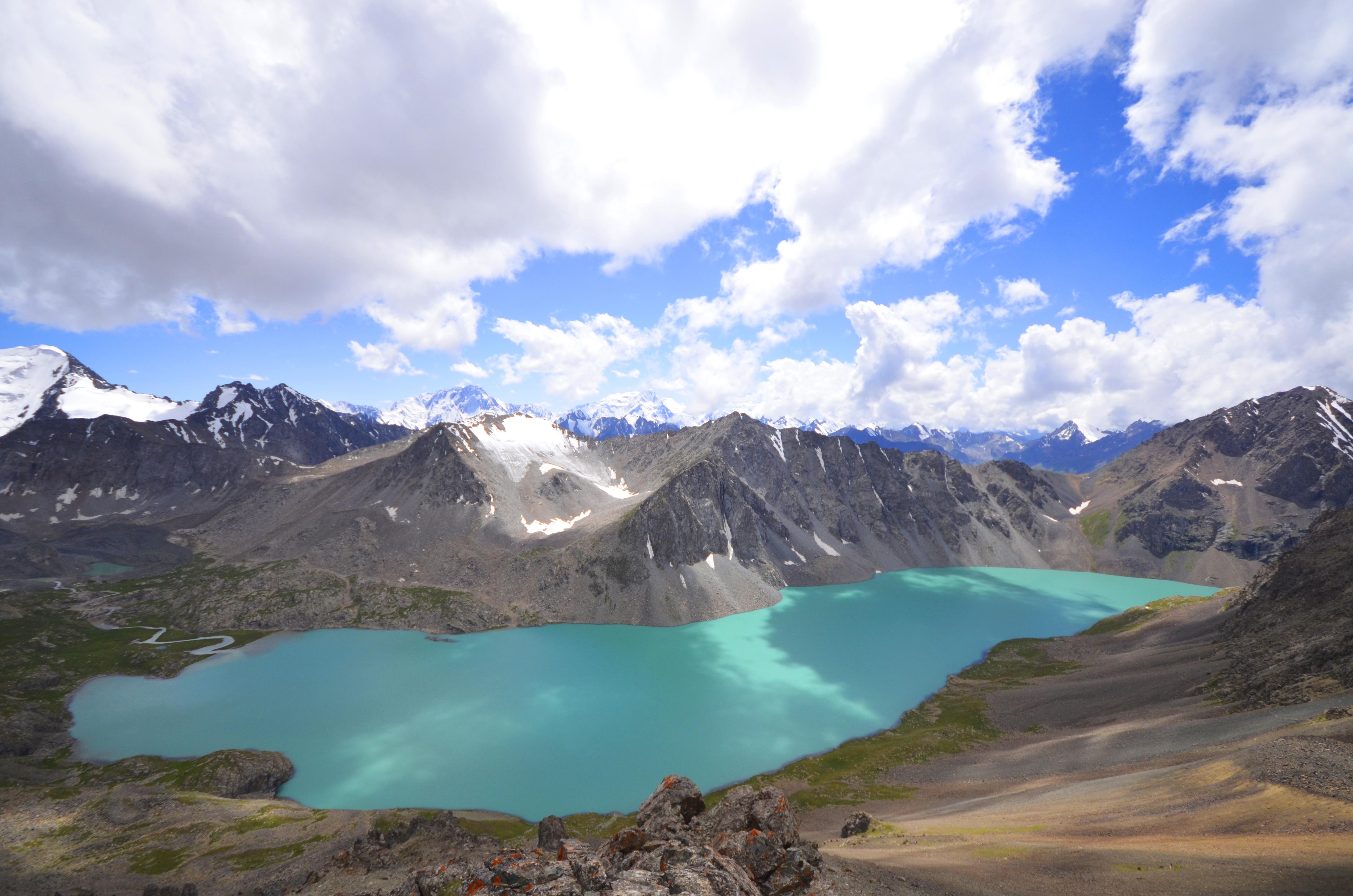 Arakol lake【Kyrgyz】