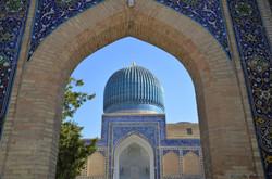 Samarcand【Uzbekistan】