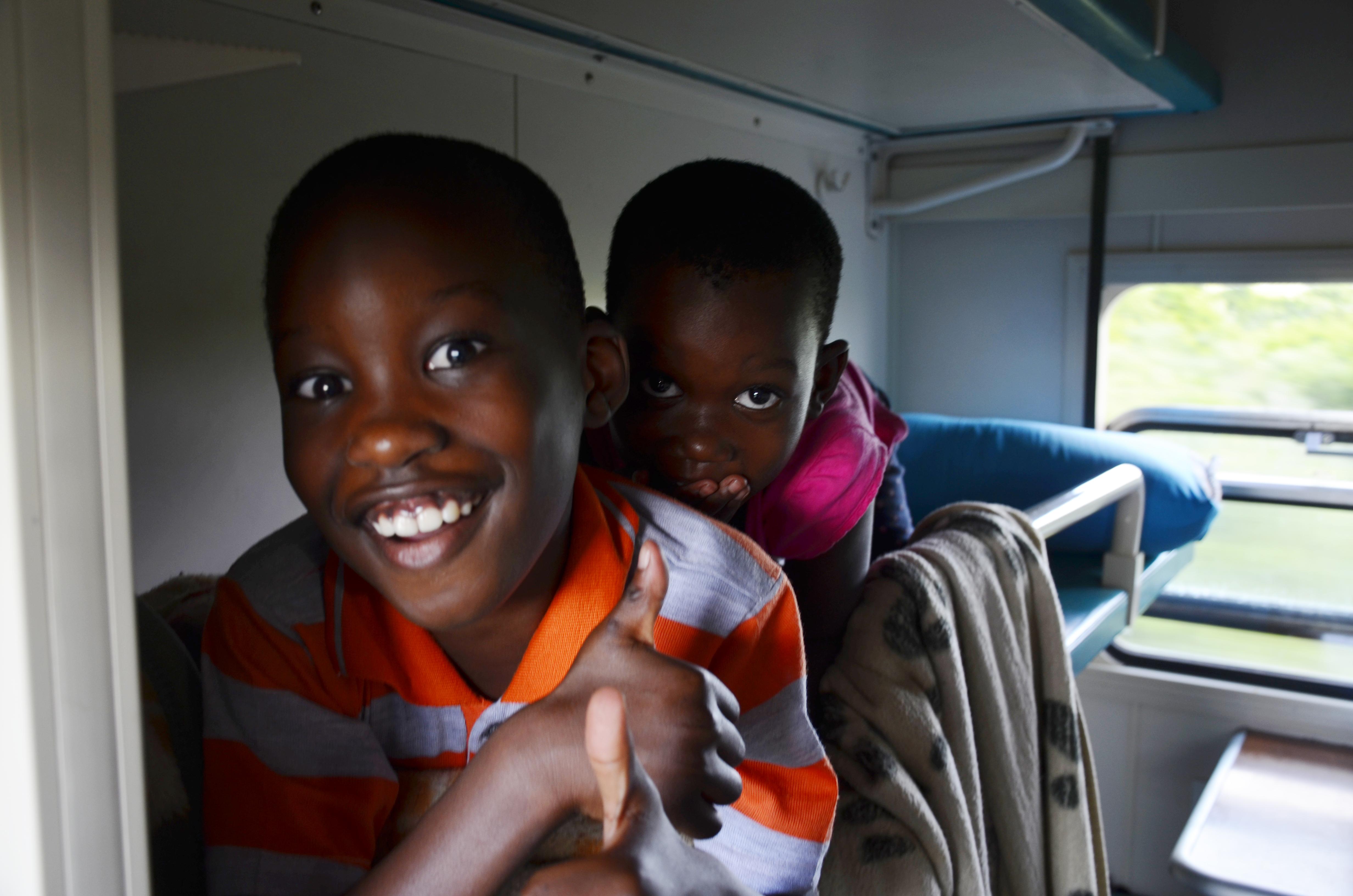 TAZARA【Tanzania to Zambia】
