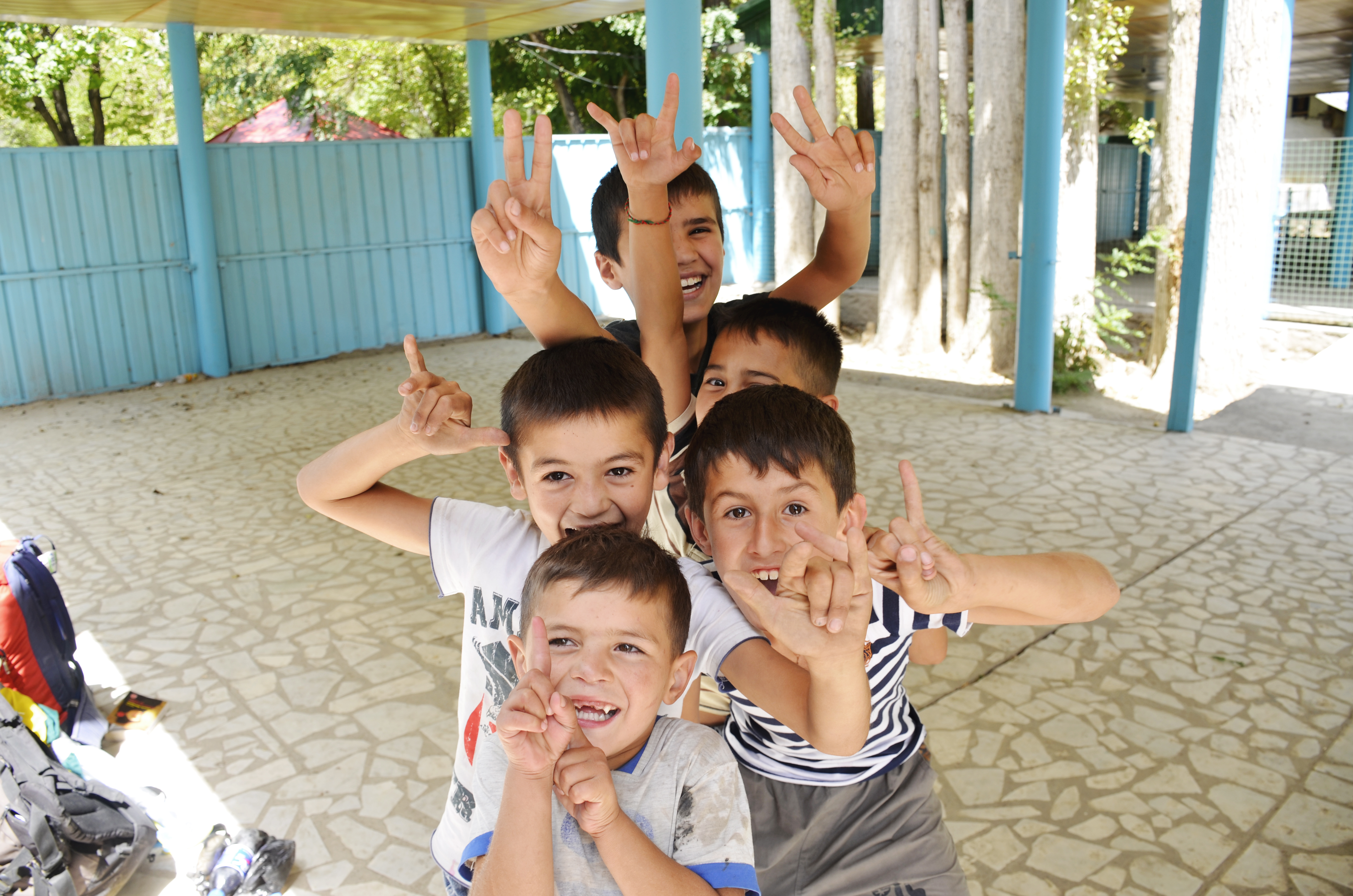 Khorugh【Tajikistan】