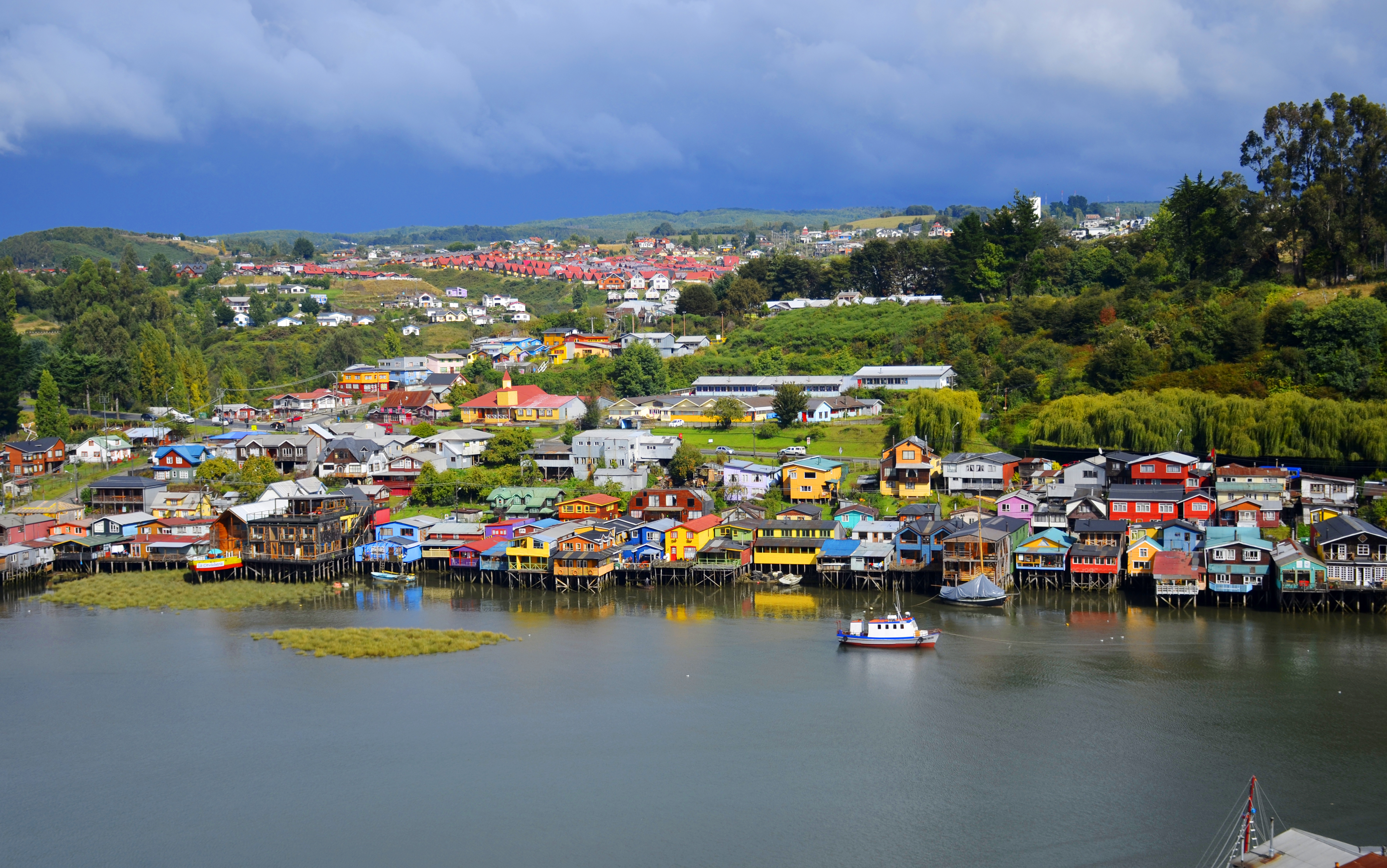 Isla de Chiloé【Chile】