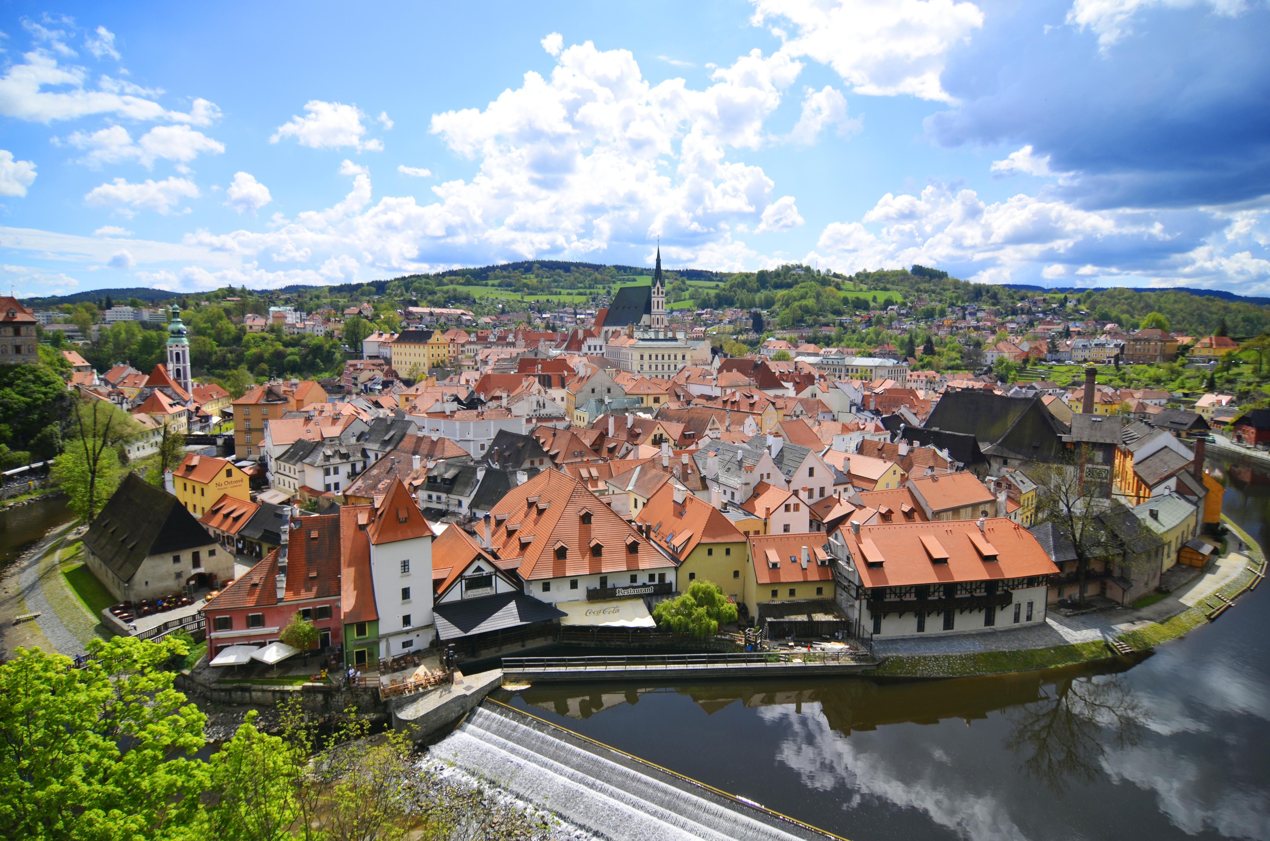 Český Krumlov【Czech】
