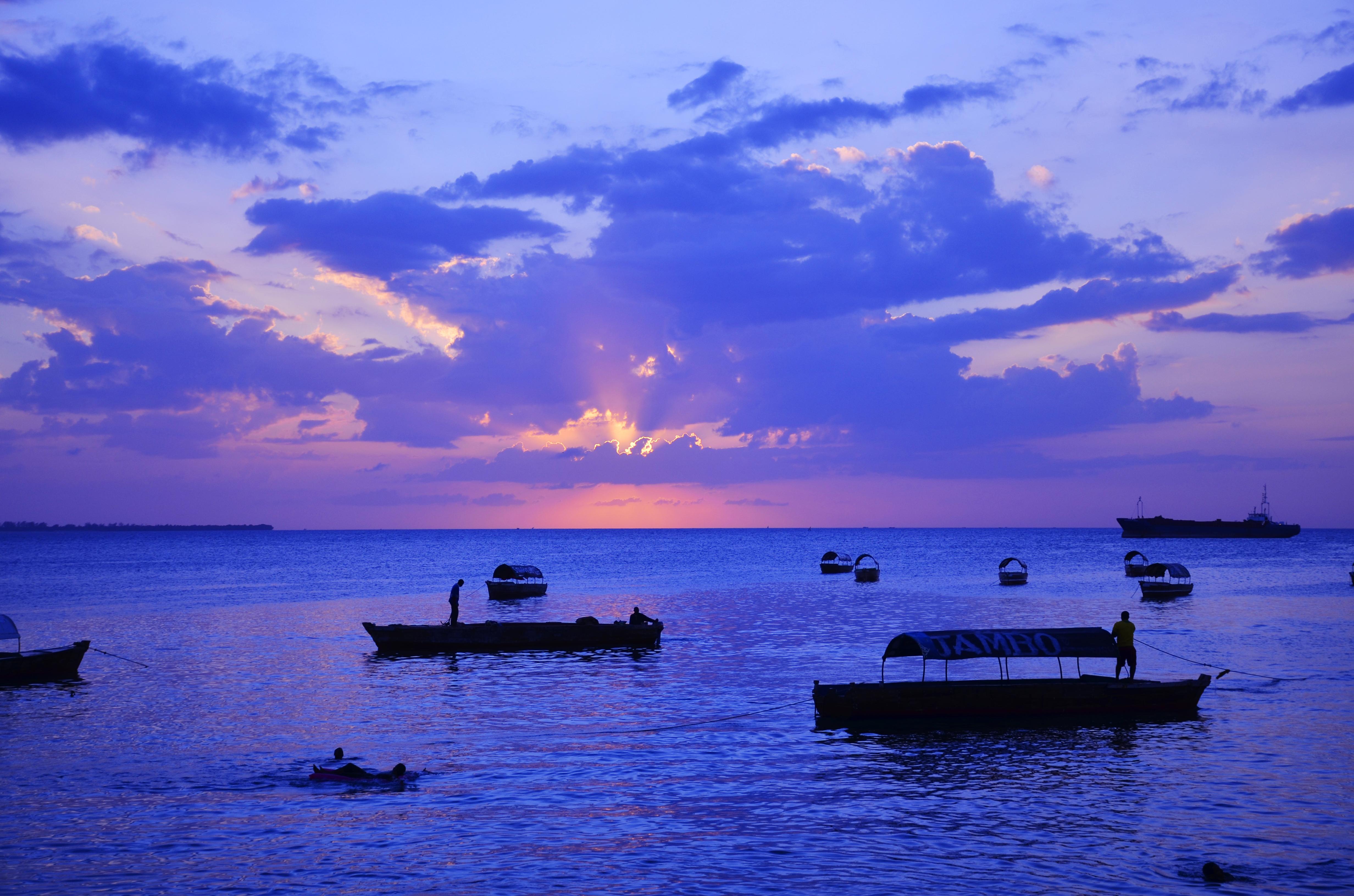 Zanzibar【Tanzania】